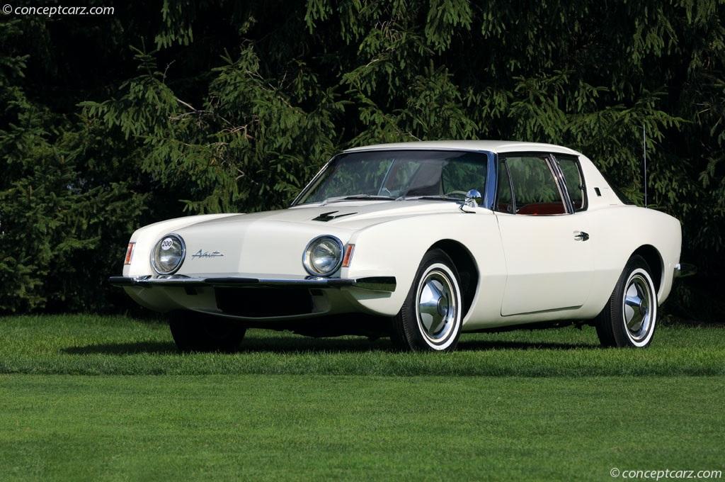 Avanti's are old-school hot cars