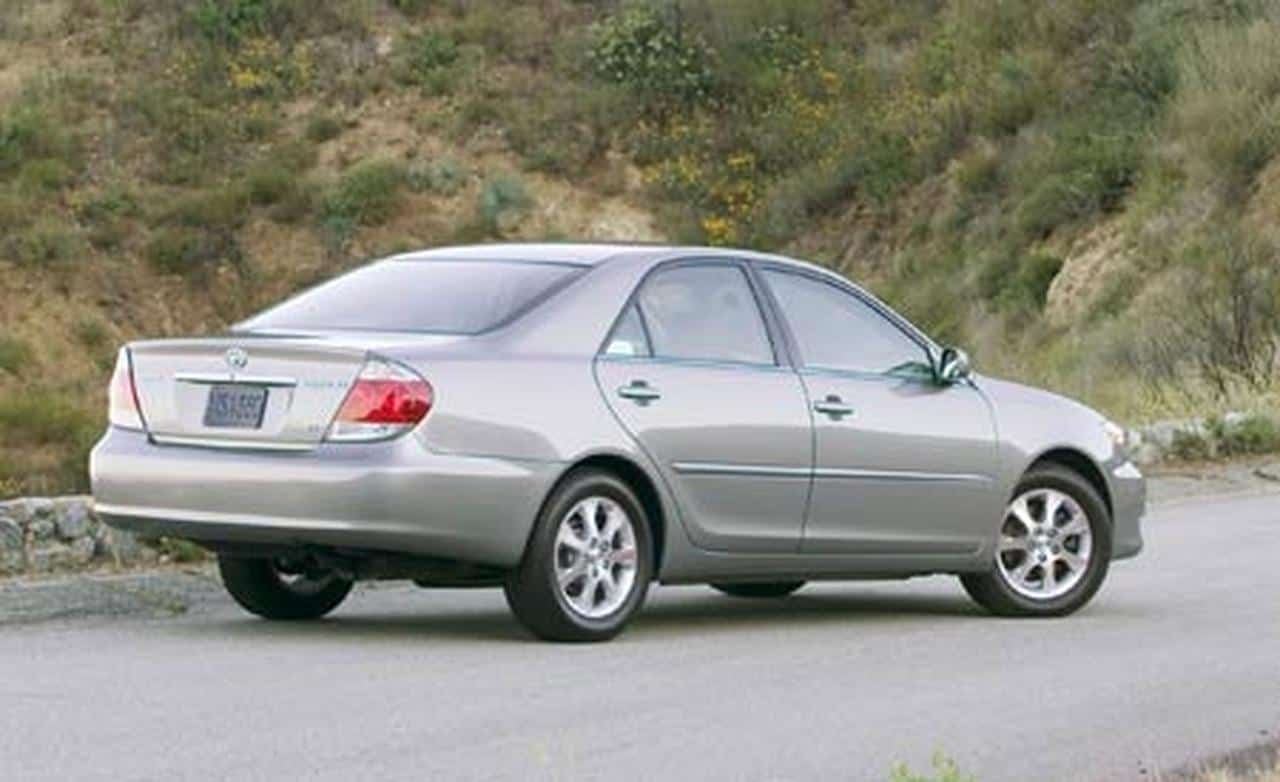 Toyota Camrys are legendary cars under 5000