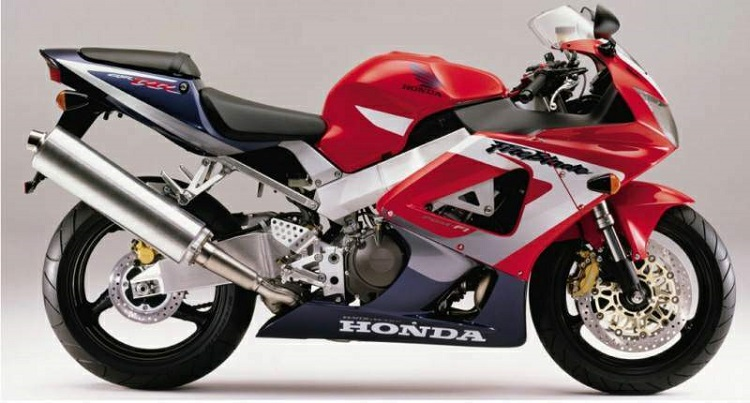 Cheap Track Motorcycle - Honda CBR929RR