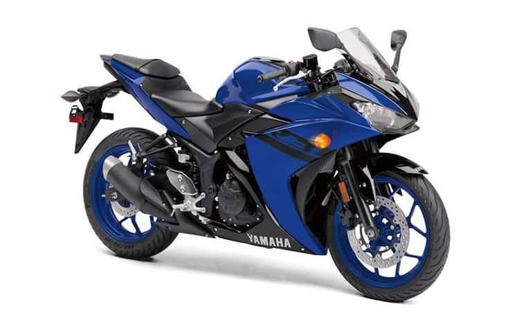 Yamaha R3 3