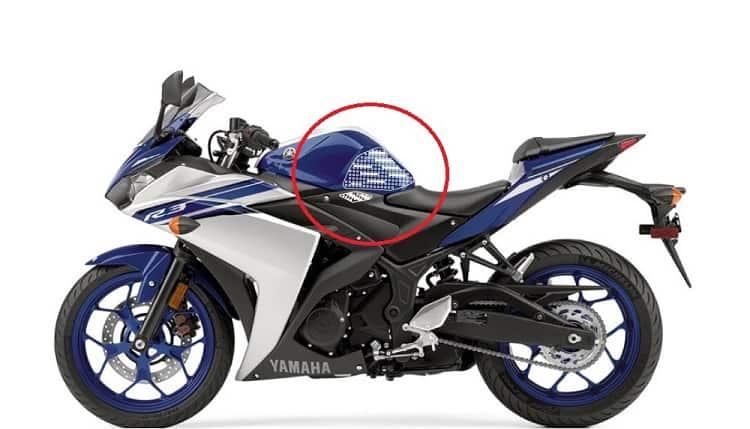 Yamaha Stomp Grip