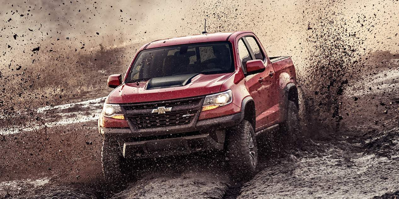 Chevy Colorao ZR2 - Best Real Truck