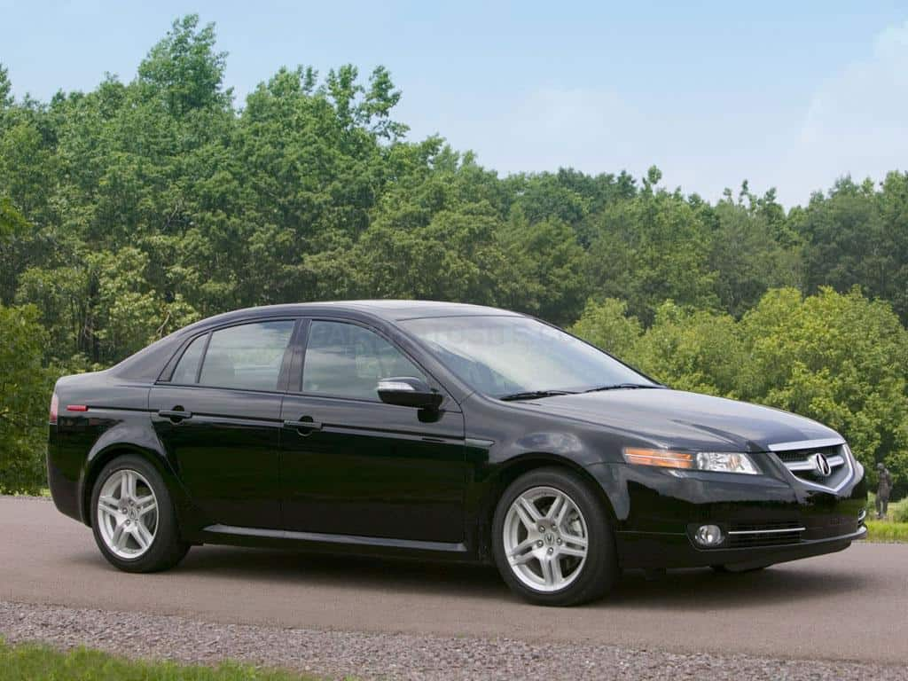 Acura TLs make great cars under 5000
