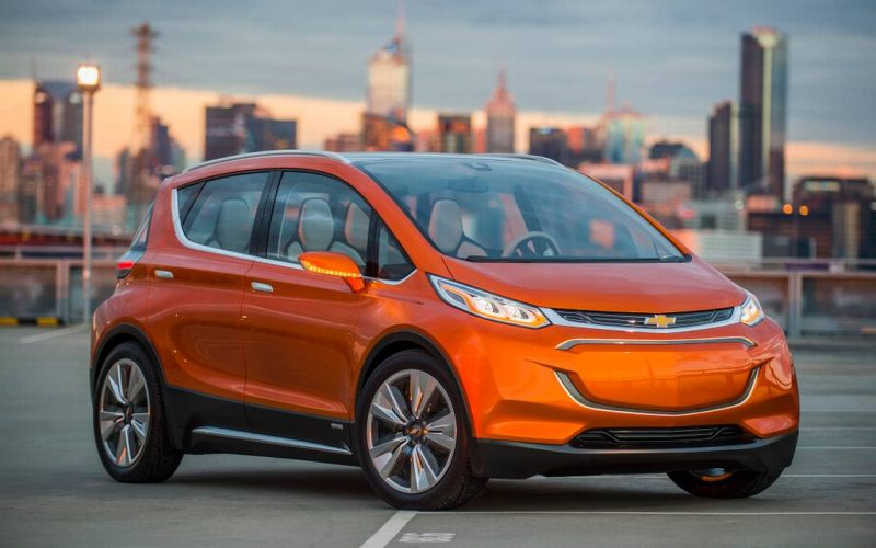 Best Hatchbacks 2019 - Chevrolet Bolt might be one of the best hatchbacks 2019 is bringing our way