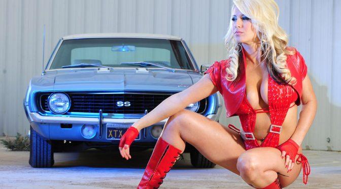 Hot car girls do not need names.