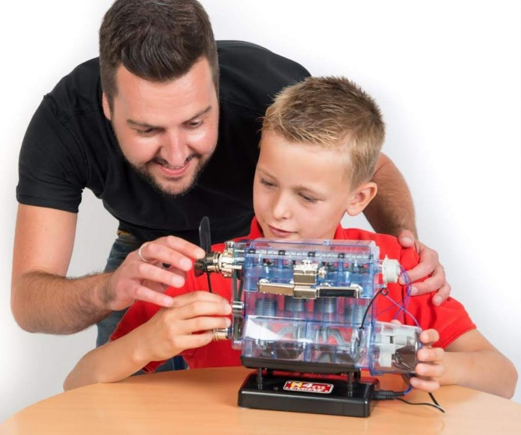Haynes Build Your Own Mini Engine Kit