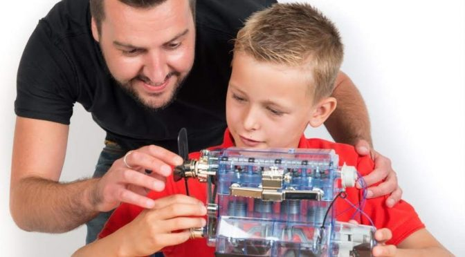 Haynes Build Your Own Mini Engine Kit
