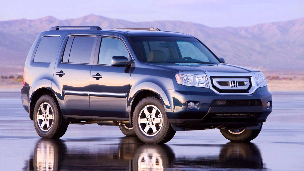 Our list of Honda used cars includes the Honda Pilot