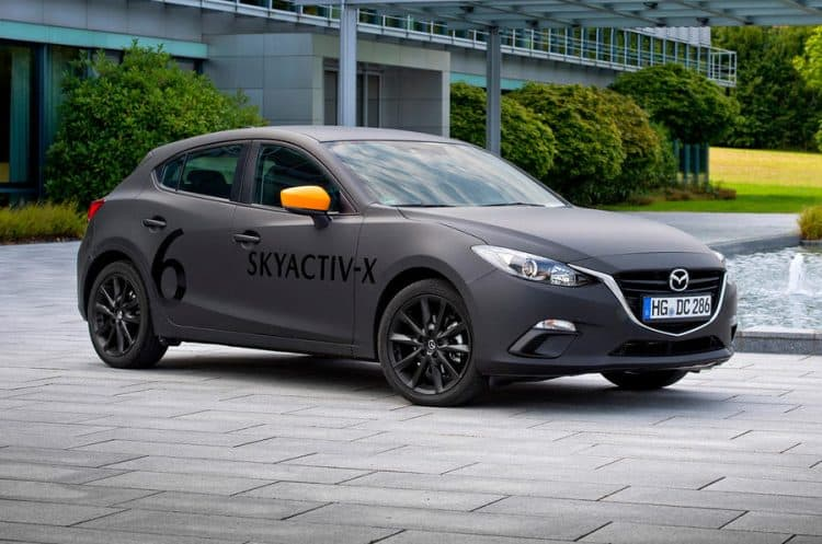 Best Small Cars 2019 - Mazda 3 SkyActive-X prototype might translate into one of the best compact cars 2019 is bringing our way