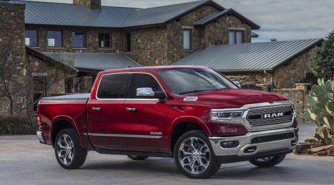 2019 Ram 1500 should be one of the best trucks 2019 is bringing our way