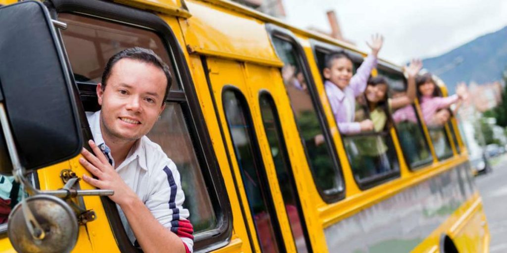 School Bus Driving Jobs