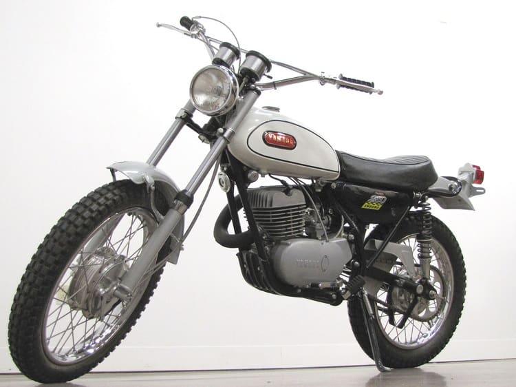 1. Yamaha Dirt Bikes - 2 DT-1