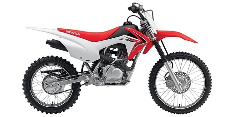 125cc Dirt Bikes - Honda CRF125F