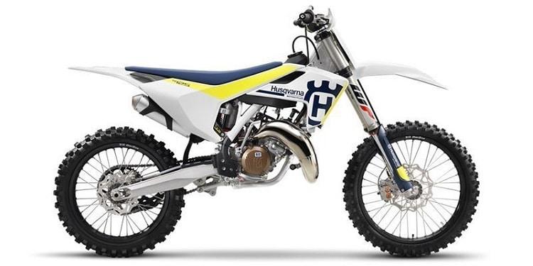 125cc Dirt Bikes - Husqvarna TC 125
