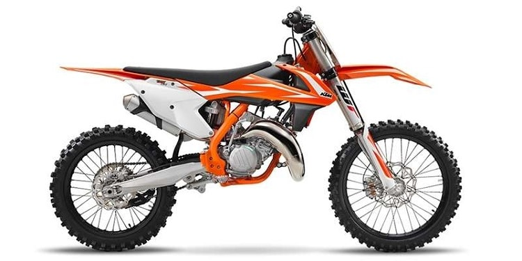 10 insanely fun 125cc dirt bikes for beginner off road riders. Black Bedroom Furniture Sets. Home Design Ideas