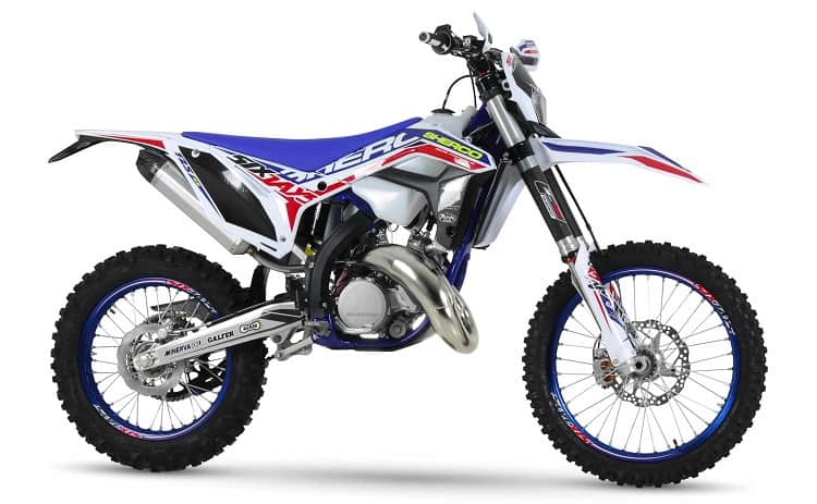 125cc Dirt Bikes - Sherco 125 SE Six Days