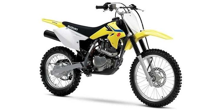 125cc Dirt Bikes - Suzuki DR-Z125L