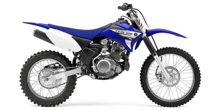 Yamaha dirt bikes 125cc