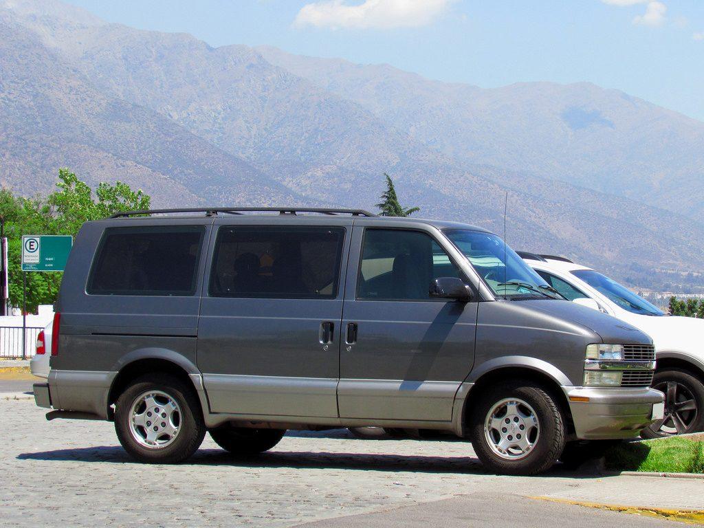 Chevrolet Astro 1995 – 2005