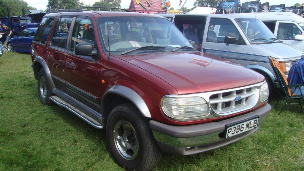 Ford Explorer 1995 – 2001
