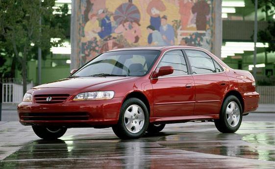 2001 Honda Accord - nice cars