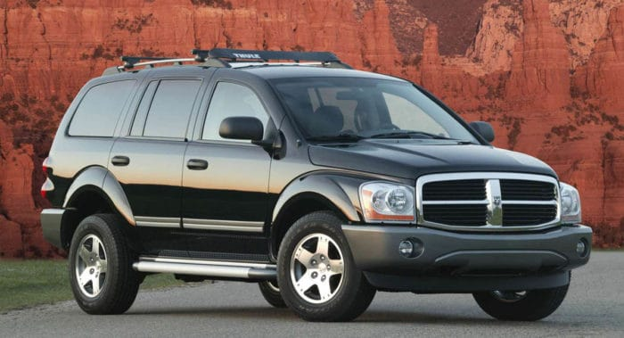Dodge Durango best used SUV under 10000