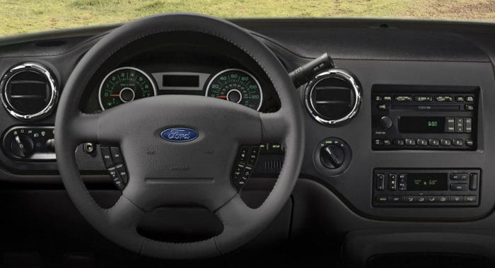 2006 Ford Expedition Interior