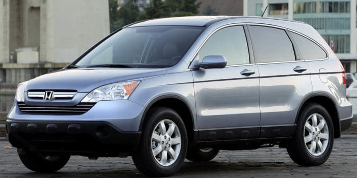 Honda CR-V best used SUV under 10000