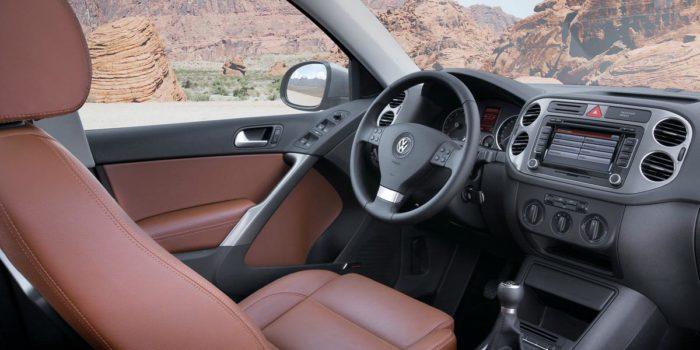 2009 Volkswagen Tiguan Interior