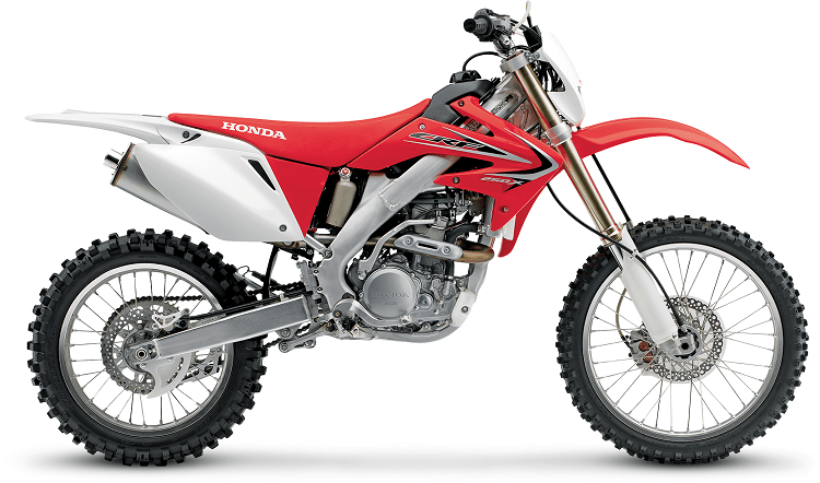 250cc Dirt Bike - Honda CRF250X