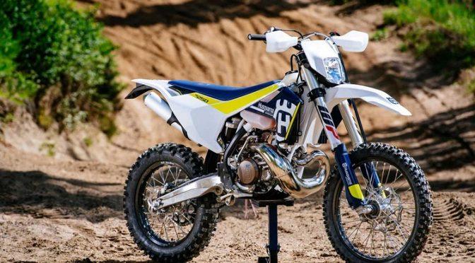 250cc Dirt Bike - Husqvarna Bike