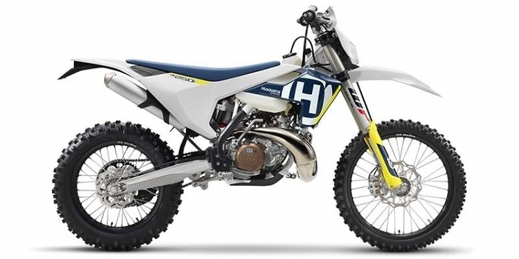 250cc Dirt Bike - Husqvarna TE250i