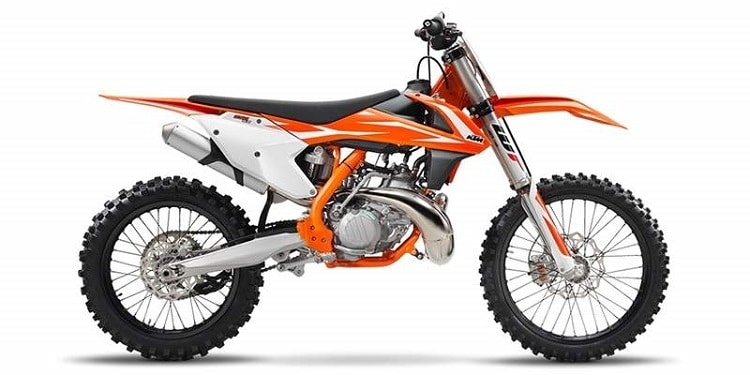 250cc Dirt Bike - KTM 250 SX