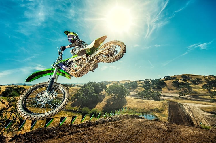 Kawasaki Dirt Rider