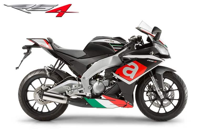 50cc Motorcycle - Aprilia RS4 50 Race Replica