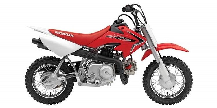 Honda 50cc Motorcycle - Honda CRF50F