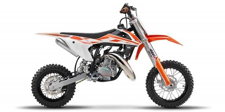 50cc Motorcycle - KTM SX 50