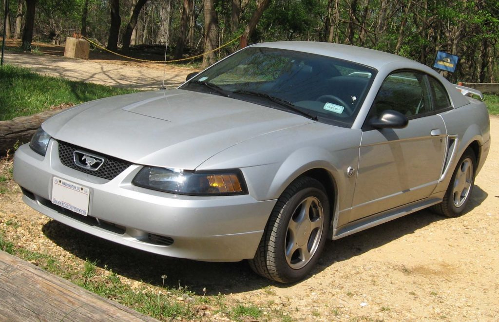 Ford Mustang 1994 – 2004