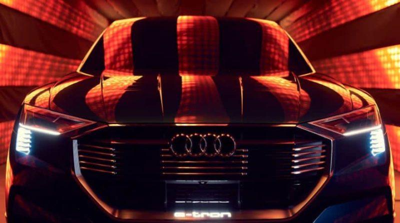 Audi e-tron Quattro SUV future electric cars
