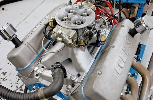 Nitrous Chevy Engines