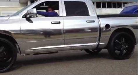 Chrome Trucks Ram