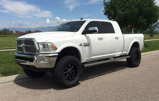 Custom Dodge Ram Truck