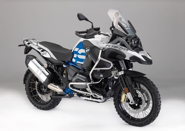 Best Dual Sport Motorcycles - BMW R1200GS