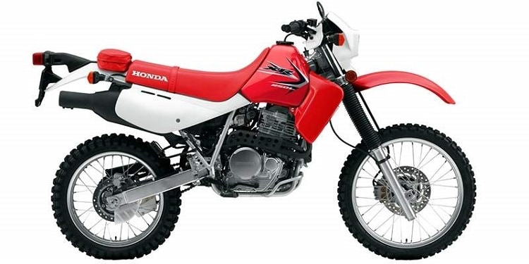 Dual Sport Motorcycles - Honda XR650L