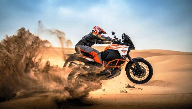 Dual Sport Motorcycles - KTM Super Adventure 1290 R Off-Road