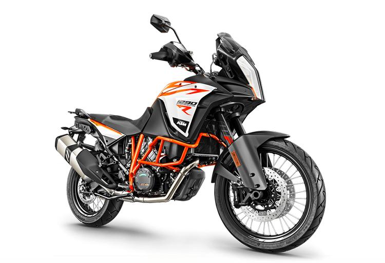 Dual Sport Motorcycles - KTM Super Adventure 1290 R
