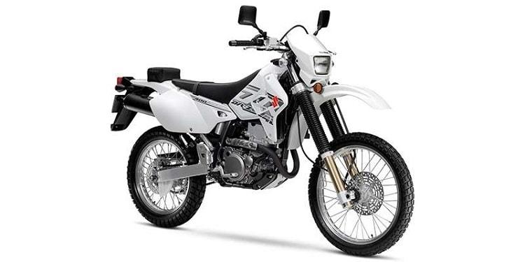Dual Sport Motorcycles - Suzuki DR-Z400S