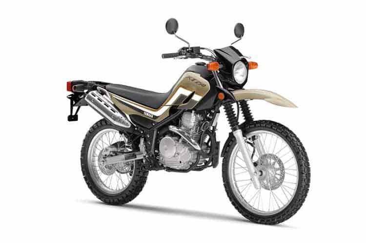 Dual Sport Motorcycles - Yamaha XT250