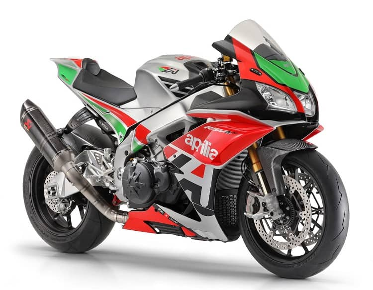 Italian Motorcycles - Aprilia RSV4 FW