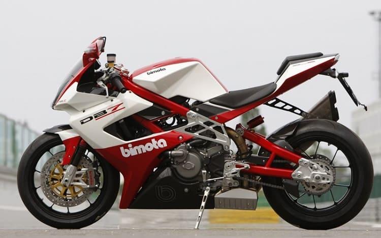 Italian Motorcycles - Bimota DB7